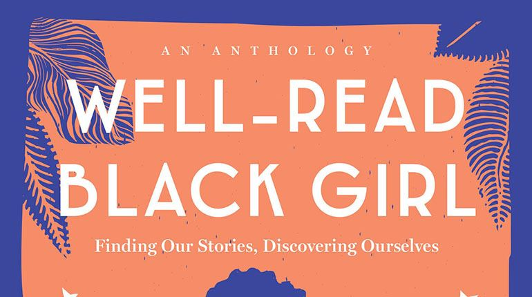 Book cover from Well Read Black Girl by Glory Edim