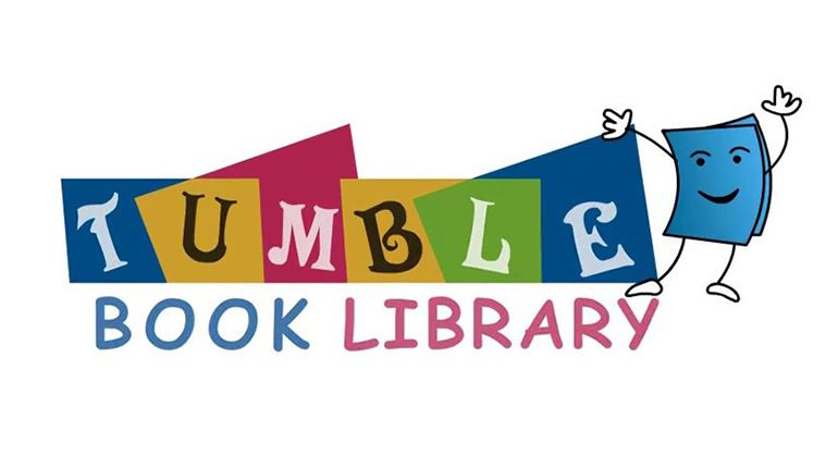 Tumble Books is a digital library of animated, talking picture books.