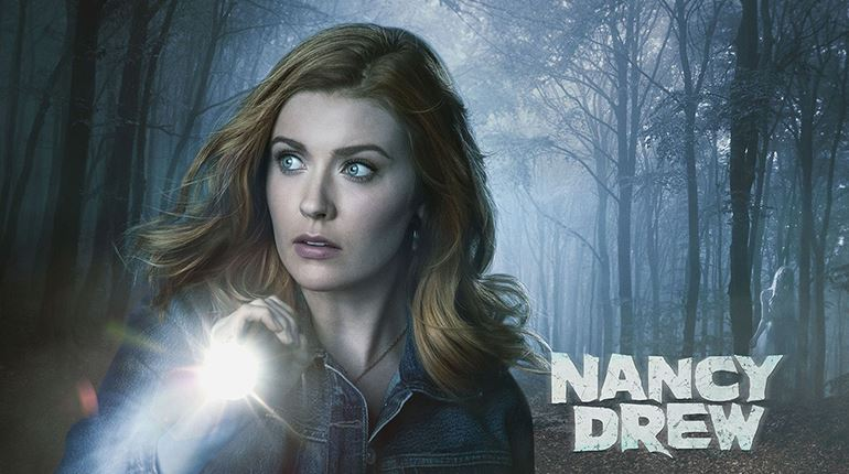 Pauli reviews CW's Nancy Drew reboot!