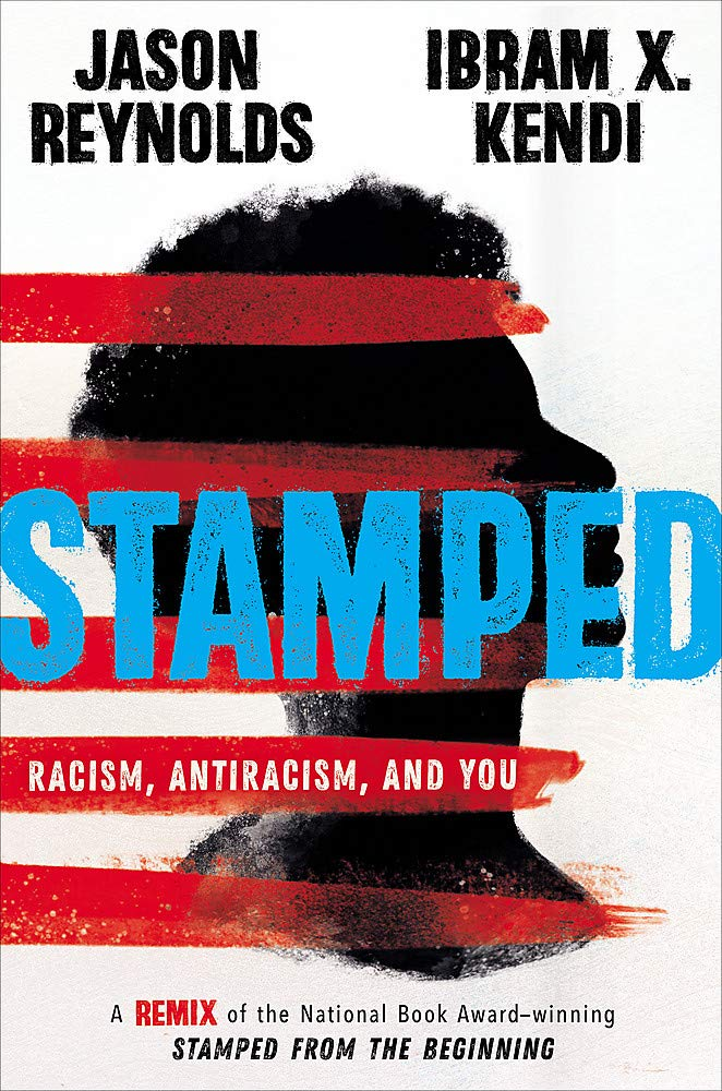 Book cover: Stamped