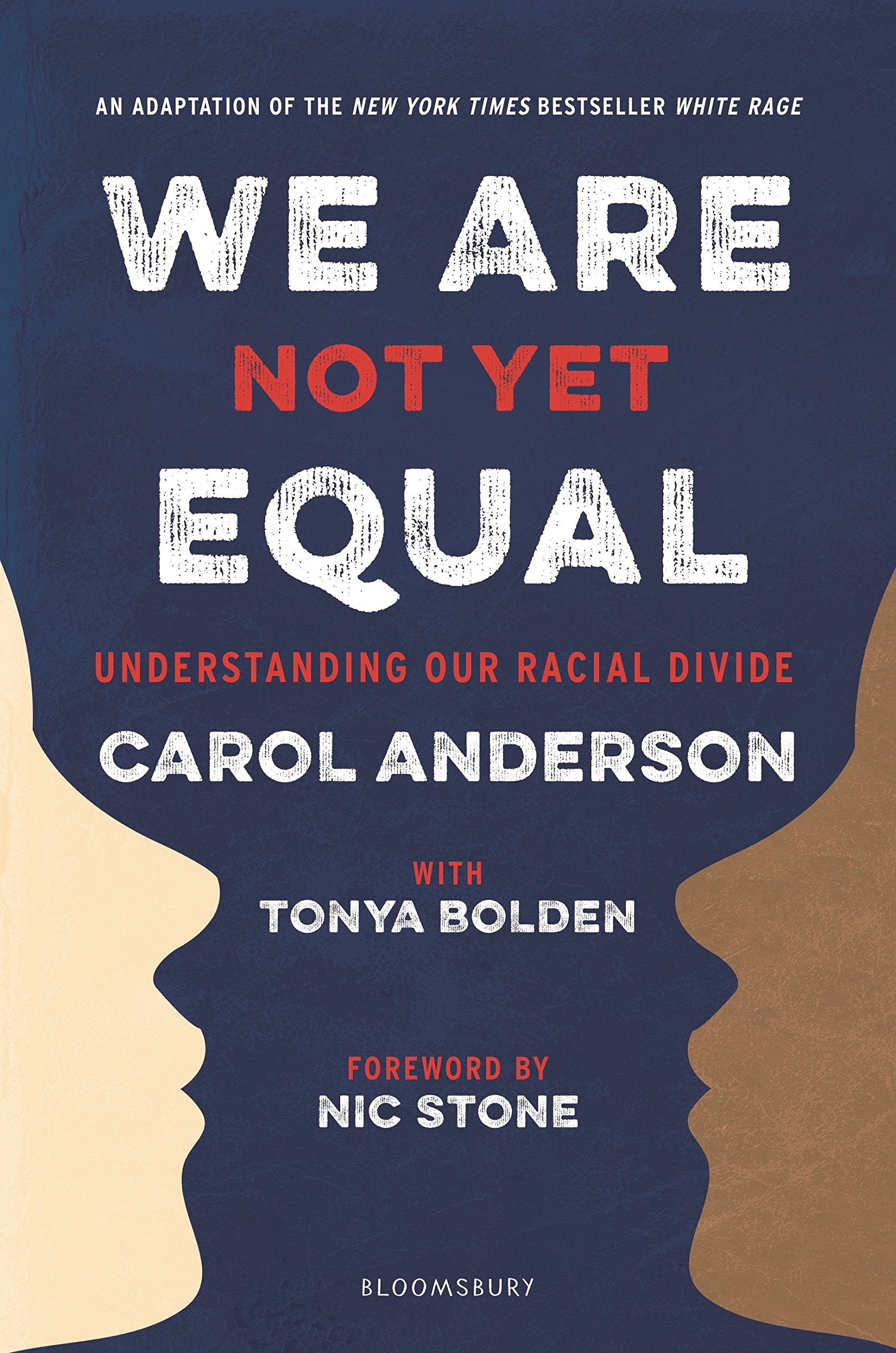 Book cover: We_Are_Not_Yet_Equal