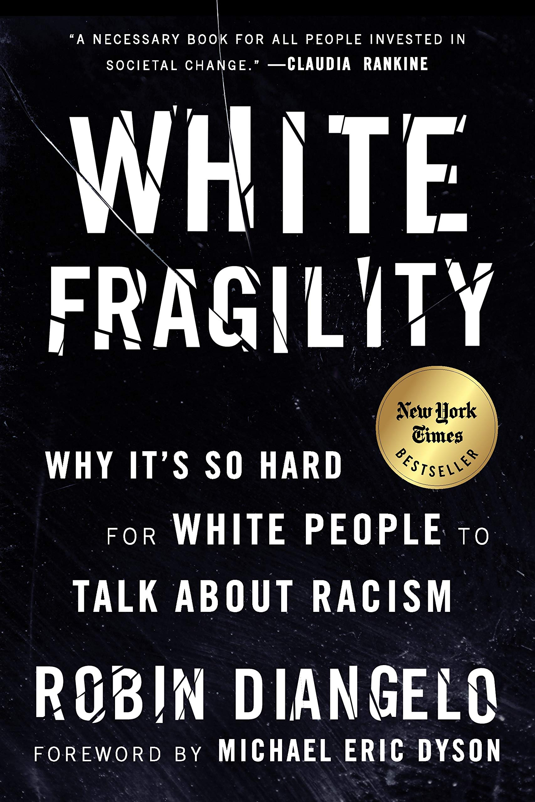 Book cover: White_Fragility