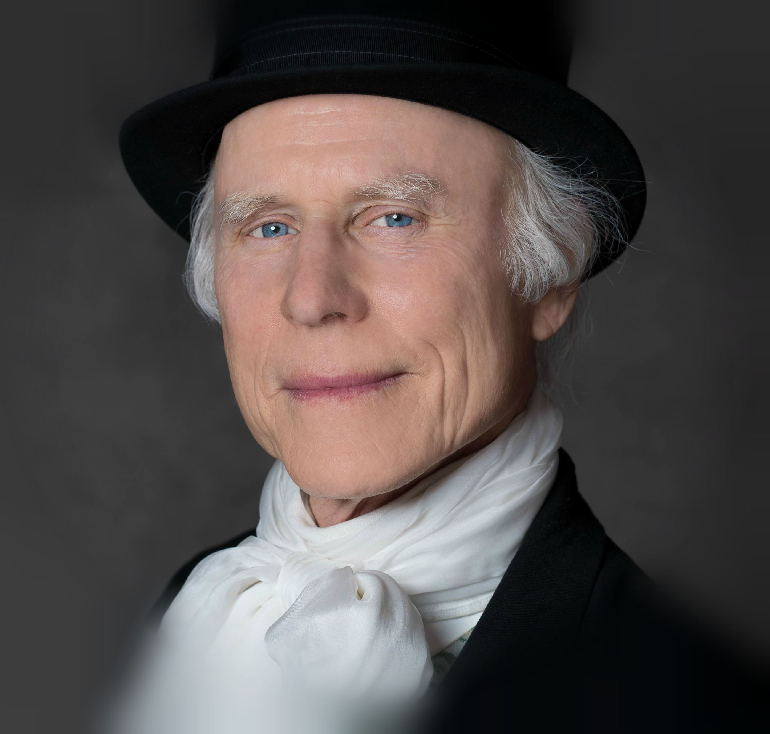 Bil Lewis as President Madison