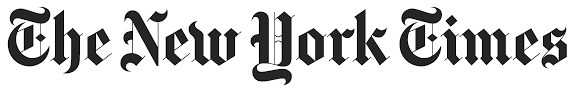 "Logo for ""The New York Times"""