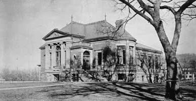 Watertown Free Public Library Historically Exterior